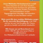 Weltladen Flyer Seite 2