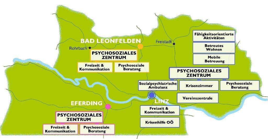 EXIT Standorte Karte NEU